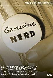 Genuine Nerd (2006) starring Toby Radloff on DVD on DVD
