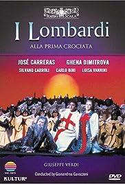 I lombardi alla prima crociata Poster