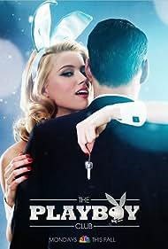 Eddie Cibrian and Amber Heard in The Playboy Club (2011)