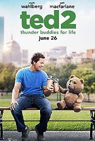 Mark Wahlberg and Seth MacFarlane in Ted 2 Bonus Disc: The New Girl (2015)