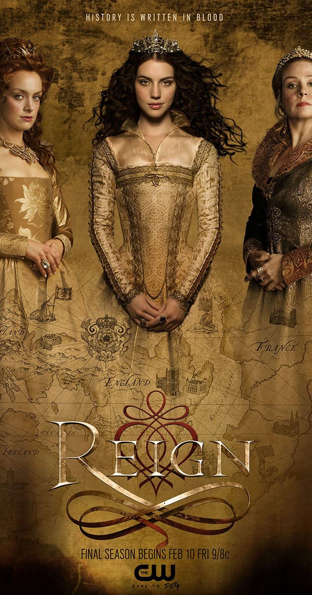 Reign (TV Series 2013–2017) - IMDb