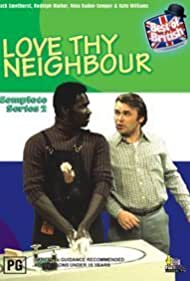 Love Thy Neighbour (1972) Poster - TV Show Forum, Cast, Reviews