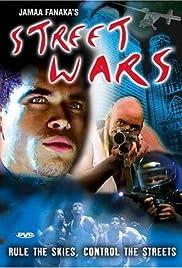 Street Wars Poster