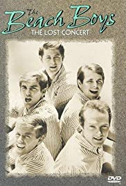 The Beach Boys: The Lost Concert Poster