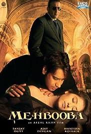 Mehbooba(2008) Poster - Movie Forum, Cast, Reviews