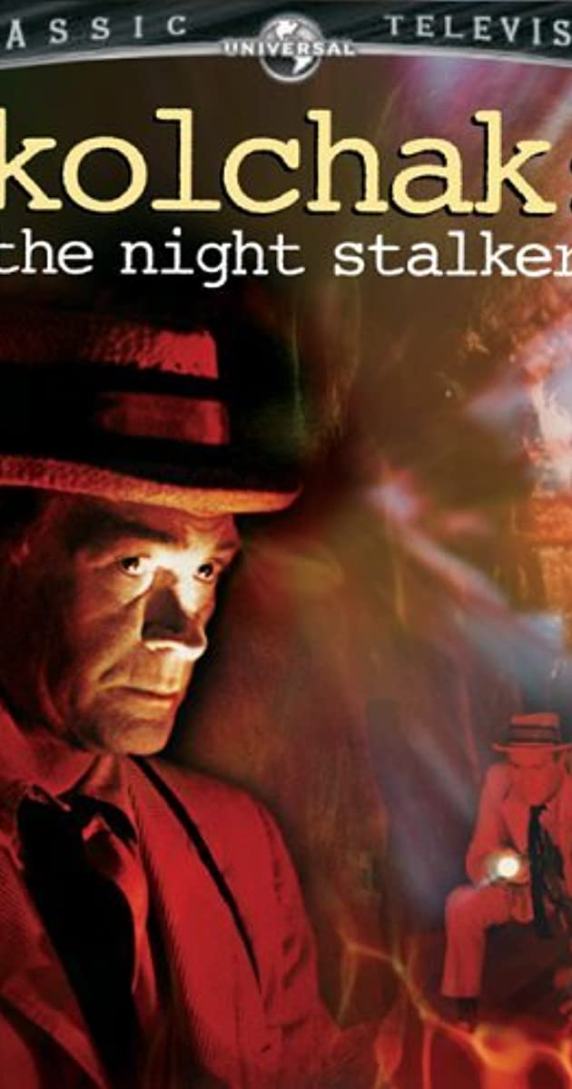 Kolchak The Night Stalker Tv Series 19741975 Imdb