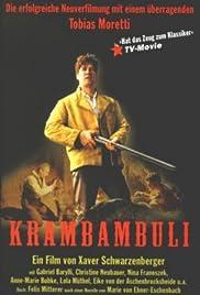 Krambambuli Poster