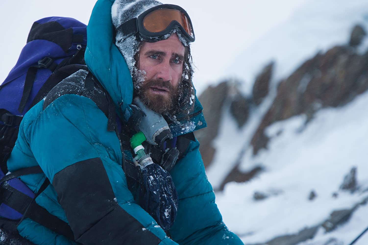 Jake Gyllenhaal in Everest (2015)