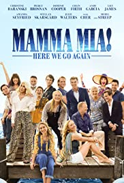 Image result for mamma mia 2 movie poster