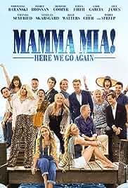 Watch Movie Mamma Mia! Here We Go Again (2018)