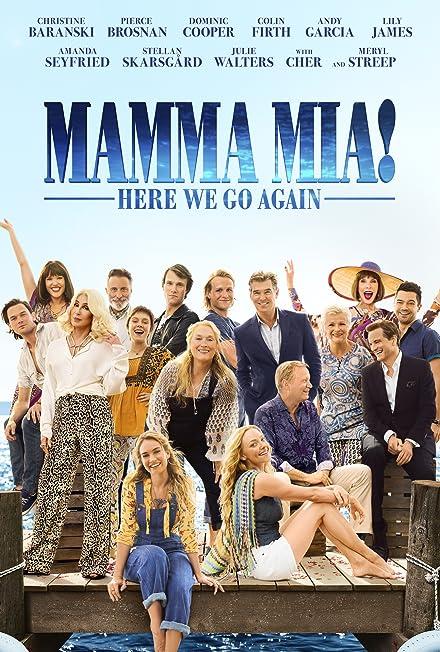 Film: Mamma Mia! Yeniden Başlıyoruz