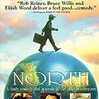 Bruce Willis, Julia Louis-Dreyfus, Elijah Wood, Jon Lovitz, Jason Alexander, Faith Ford, and Reba McEntire in North (1994)