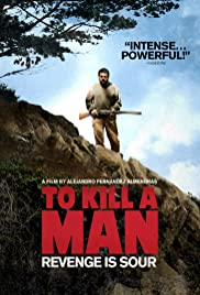 To Kill a Man Poster
