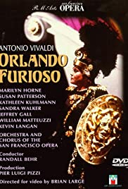 Orlando furioso Poster