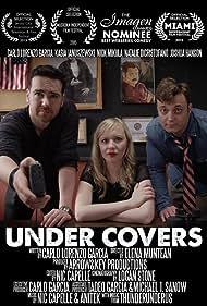 Nick Mikula, Carlo Lorenzo Garcia, and Kasia Januszewski in Under Covers (2015)