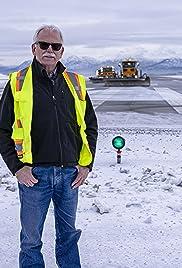 Ice Airport Alaska Poster
