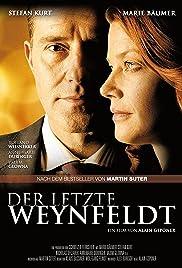 Der letzte Weynfeldt Poster