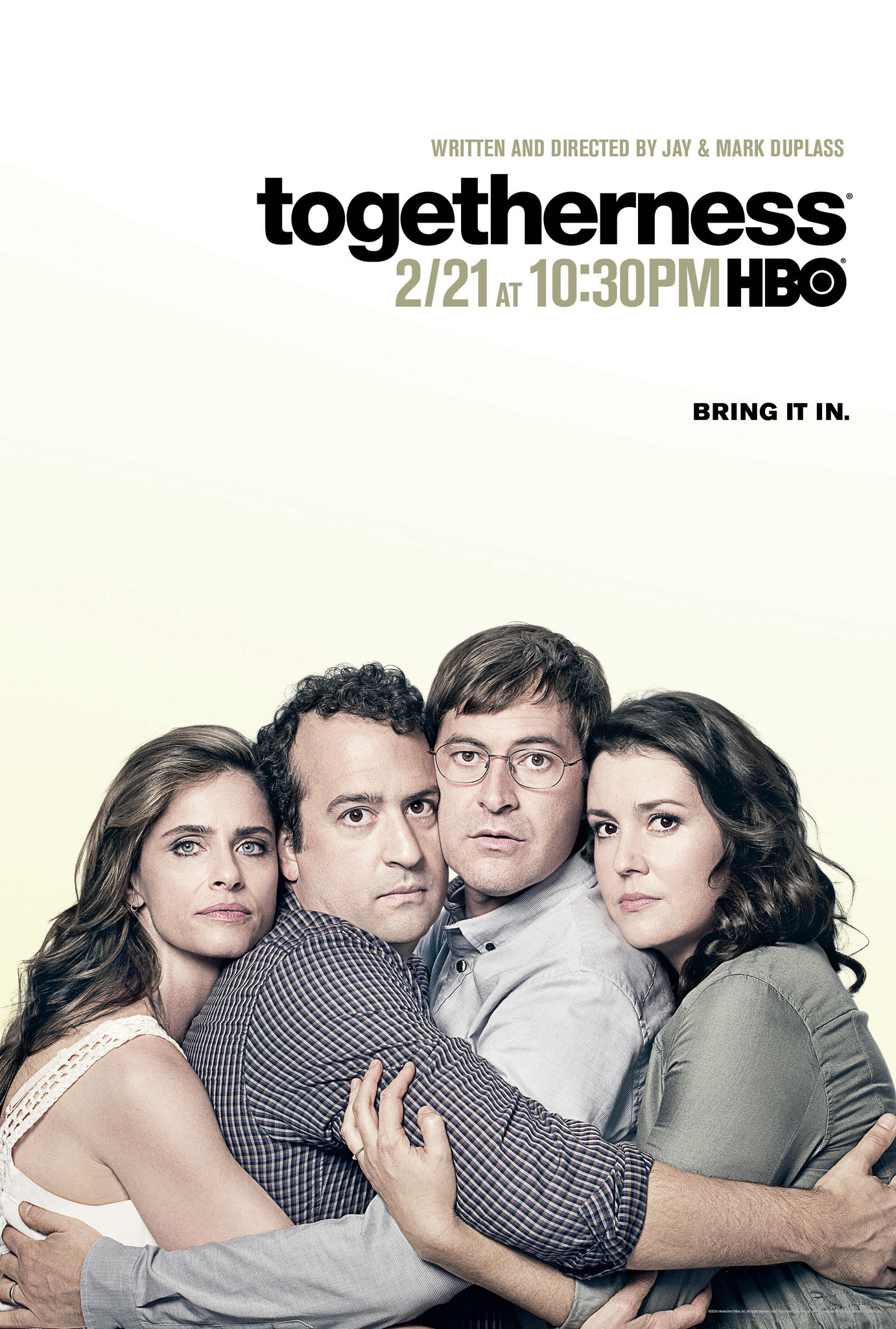 ARTUMAS (1 Sezonas) / TOGETHERNESS Season 1