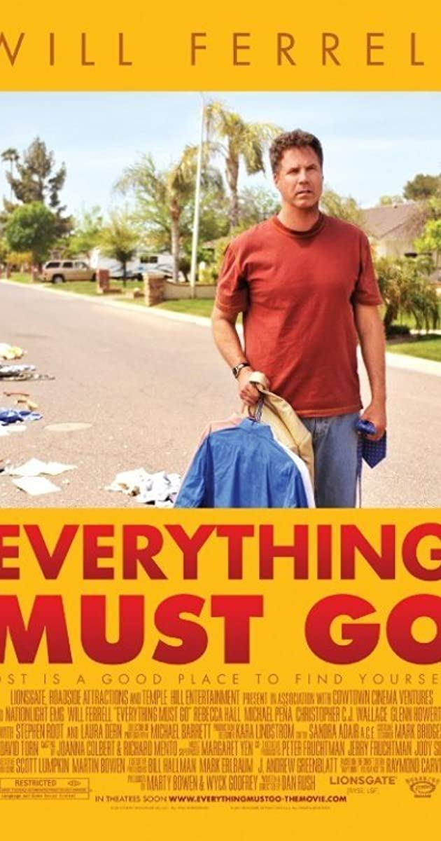 Subtitle of Everything Must Go