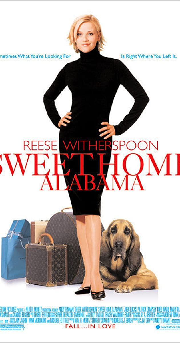 Sweet Home Alabama 2002 Imdb