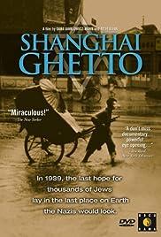 Shanghai Ghetto Poster