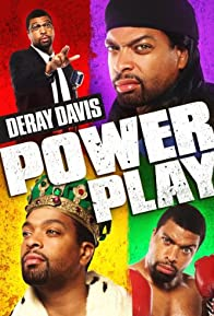 Primary photo for DeRay Davis: Power Play
