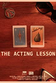 The Acting Lesson Poster