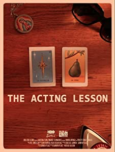 Downloading english free movie The Acting Lesson [720pixels]