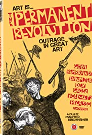 Art Is... The Permanent Revolution Poster