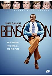 Benson Poster - TV Show Forum, Cast, Reviews