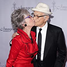 Rita Moreno and Norman Lear