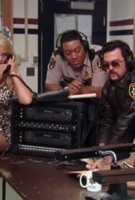 Robert Ben Garant, Joe Lo Truglio, Cedric Yarbrough, and Irina Voronina in Reno 911! (2003)