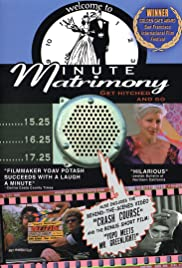 Minute Matrimony Poster