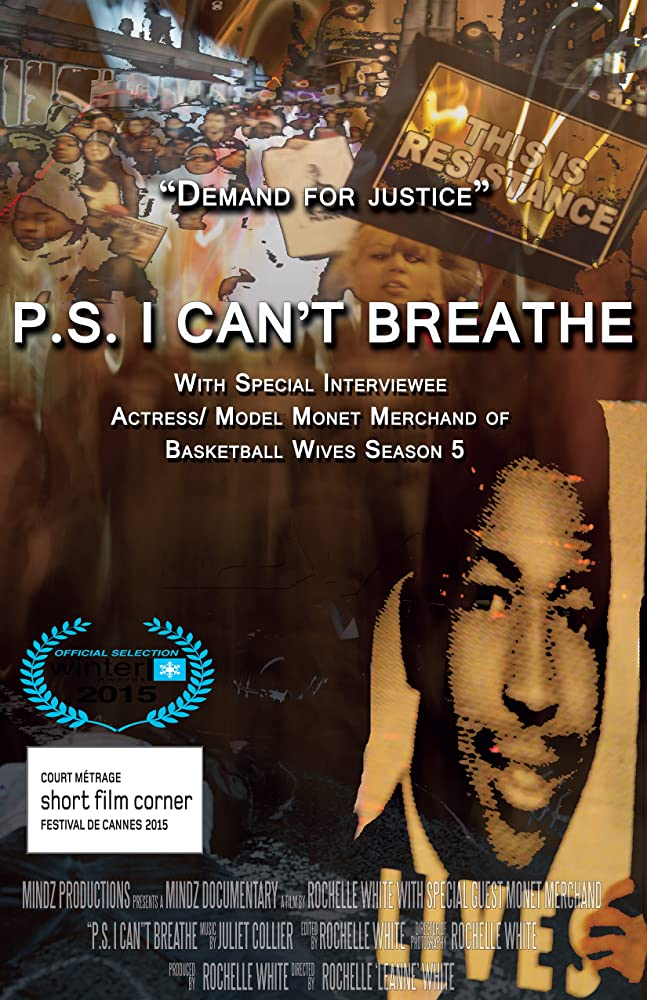 P.S. I Can't Breathe (2015)