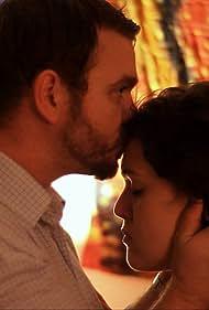 "Sam comforts Grace in ""Ache."""