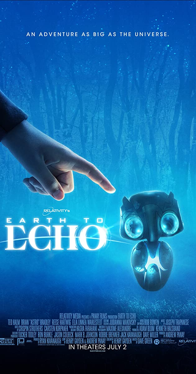 Subtitle of Earth to Echo
