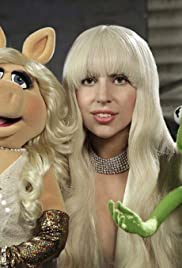 Lady Gaga & the Muppets' Holiday Spectacular Poster