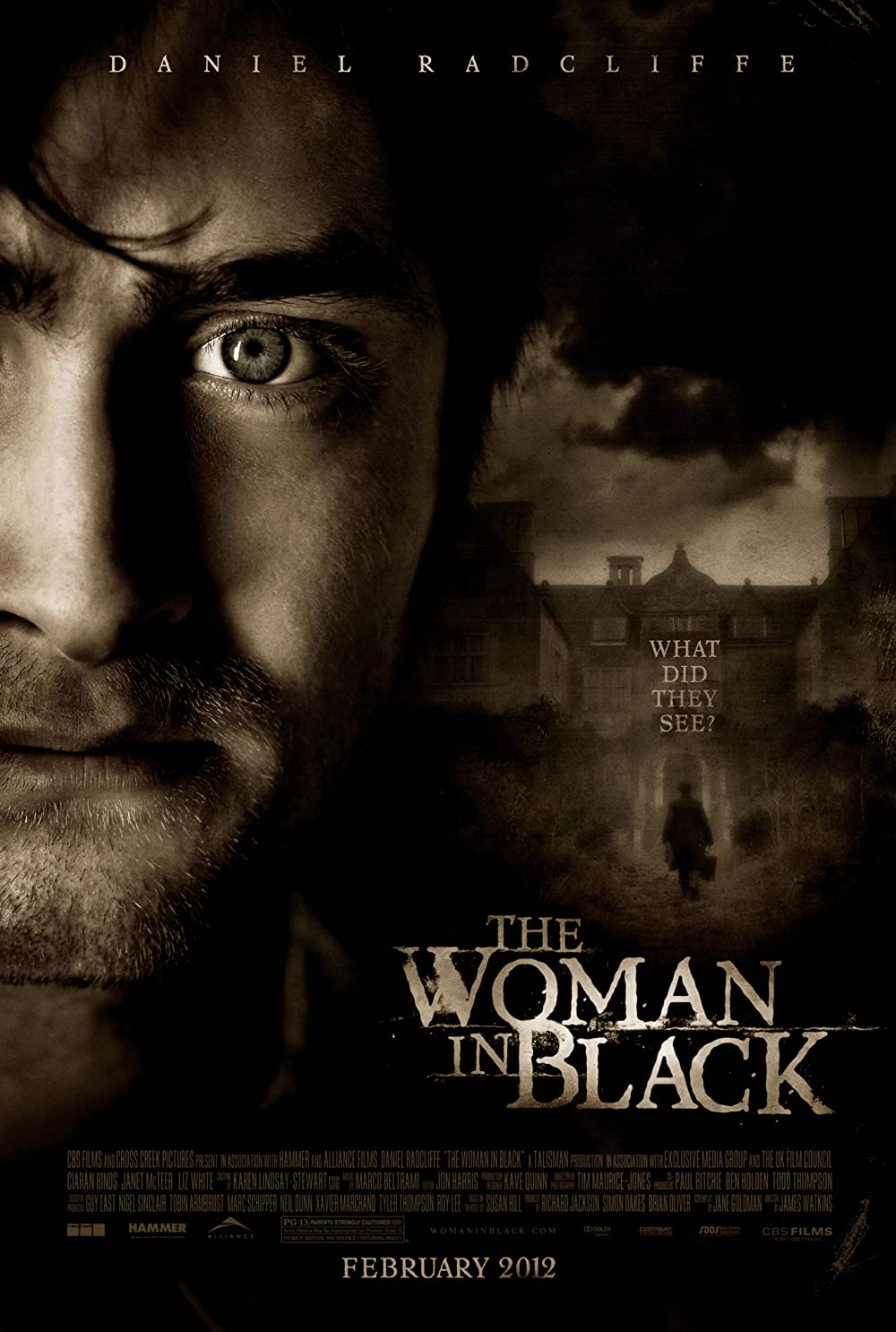 The Woman in Black 2012 Dual Audio Hindi 340MB BluRay ESub Download