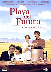 Movie poster Playa del futuro [mkv]