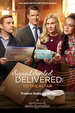 Permalink to Movie Signed, Sealed, Delivered: To the Altar (2018)