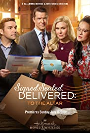 Signed, Sealed, Delivered: To the Altar Poster