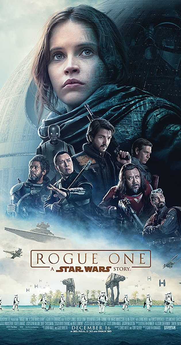 Rogue One A Star Wars Story 2016 Imdb