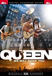 We Will Rock You: Queen Live in Concert Poster