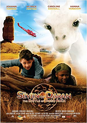 The Seven of Daran: The Battle of Pareo Rock