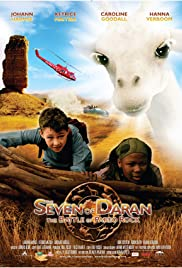 The Seven of Daran: Battle of Pareo Rock Poster