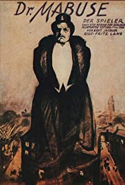 Dr. Mabuse the Gambler (1922) Poster - Movie Forum, Cast, Reviews