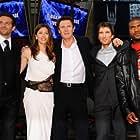 Liam Neeson, Jessica Biel, Bradley Cooper, Sharlto Copley, and Quinton 'Rampage' Jackson in The A-Team (2010)