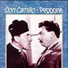 Gino Cervi and Fernandel in Don Camillo (1952)