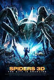 Spiders 3D (2013) Poster - Movie Forum, Cast, Reviews