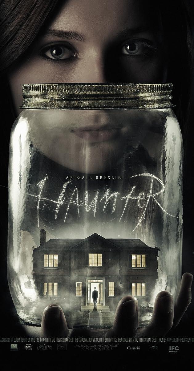 Haunter (2013) - IMDb